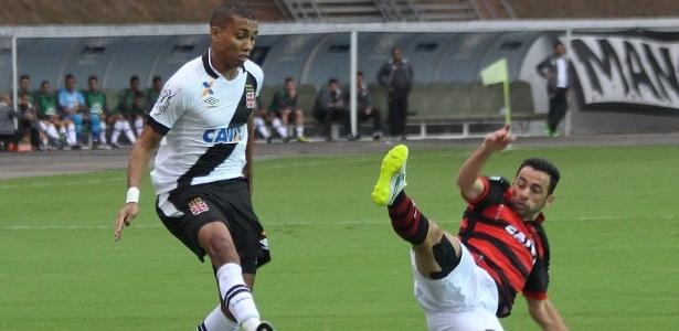 Vasco acertou duas bolas na trave na etapa final, mas não conseguiu o empate - Carlos Gregório Jr/Vasco.com.br