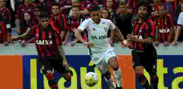 Richarlison, do Fluminense - Nelson Perez/Fluminense FC - Nelson Perez/Fluminense FC