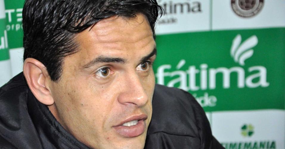 Fahel (35 anos), ex-Atlético-MG, Botafogo e Bahia, jogará o Campeonato Gaúcho pelo Juventude