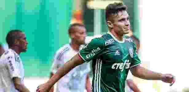Raphael Veiga tem chance de ser titular contra o Botafogo - Ale Cabral/AGIF