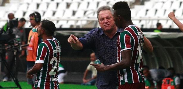Abel concedeu entrevista dias antes da grande decisão do Carioca