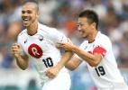 Xodó no Japão, Nilton esquece camisa 19 e espera jogar ao lado de Podolski - Vissel Kobe/Divulgação
