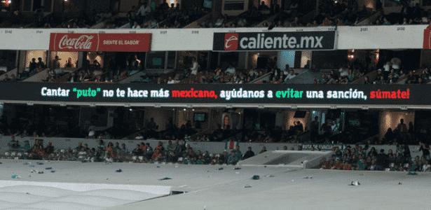 Estádio Azteca - Reprodução - Reprodução