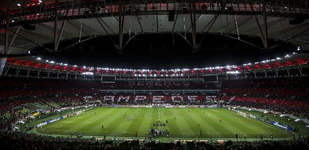 A torcida do Flamengo esgotou os ingressos para a partida contra a Universidad Católica
