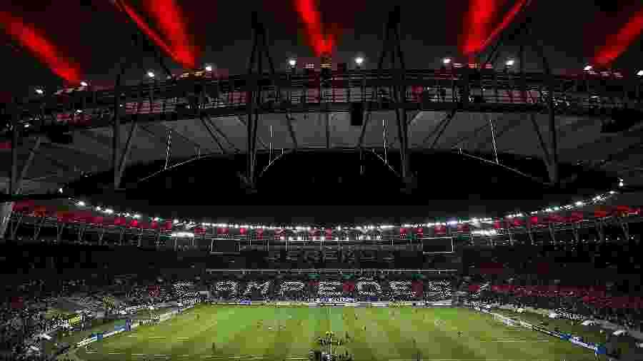 Flamengo começa a administrar o Maracanã a partir desta sexta-feira - Antonio Lacerda/EFE