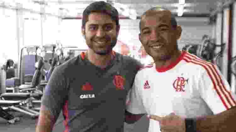 José Aldo cogitou trabalhar com futebol após se aposentar do MMA - Reprodução/Instagram - Reprodução/Instagram