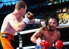 OMB revisa luta e mantém vitória de Horn sobre Manny Pacquiao - AFP PHOTO / Patrick HAMILTON