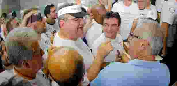 Roberto, Andrés e Gobbi - Daniel Augusto Jr/Agência Corinthians - Daniel Augusto Jr/Agência Corinthians