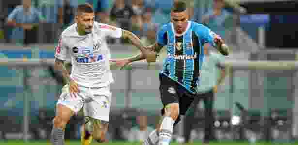 Grêmio quer ficar com Luan até dezembro e planeja negociar com time italiano - Ricardo Rimoli/AGIF