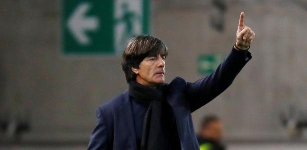 Joachim Low, técnico da Alemanha desde 2006, é a inspiração para manter Tite