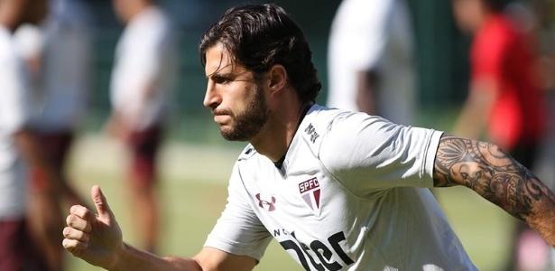 Hudson soma 124 partidas e três gols com a camisa do São Paulo