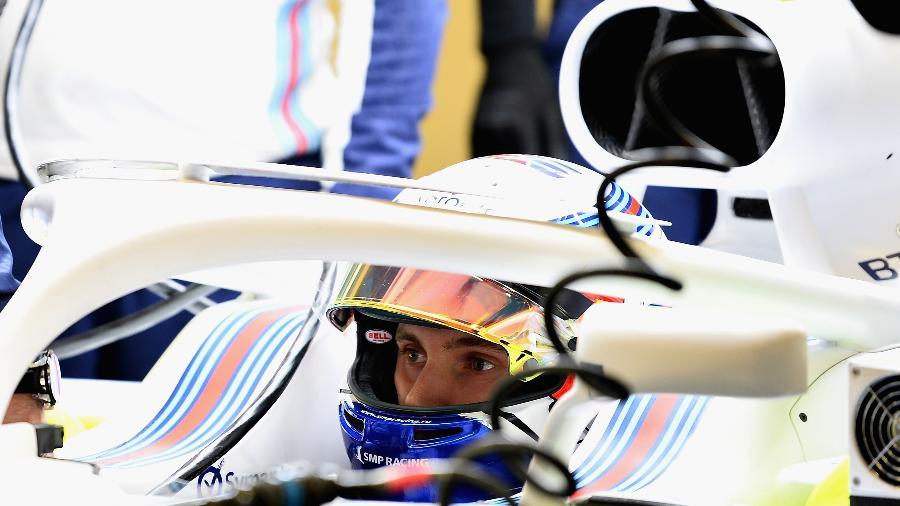 Sirotkin não levou sorte na abertura da temporada 2018 da Fórmula 1 - Patrik Lundin/Getty Images