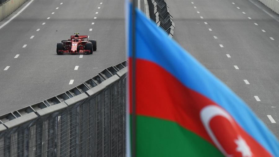 Finlandês vinha com tempo para a pole position, mas largará apenas no sexto lugar - Kirill Kudryavtsev/AFP Photo
