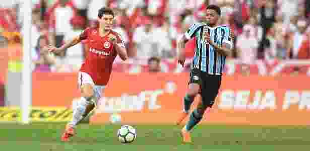 Rodrigo Dourado está nos planos de Hertha Berlim, da Alemanha, e Milan, da Itália - Ricardo Duarte/Inter