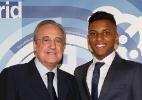 Rodrygo vai a estádio para acompanhar goleada do Real Madrid na Copa do Rei - Real Madrid CF/Divulgação