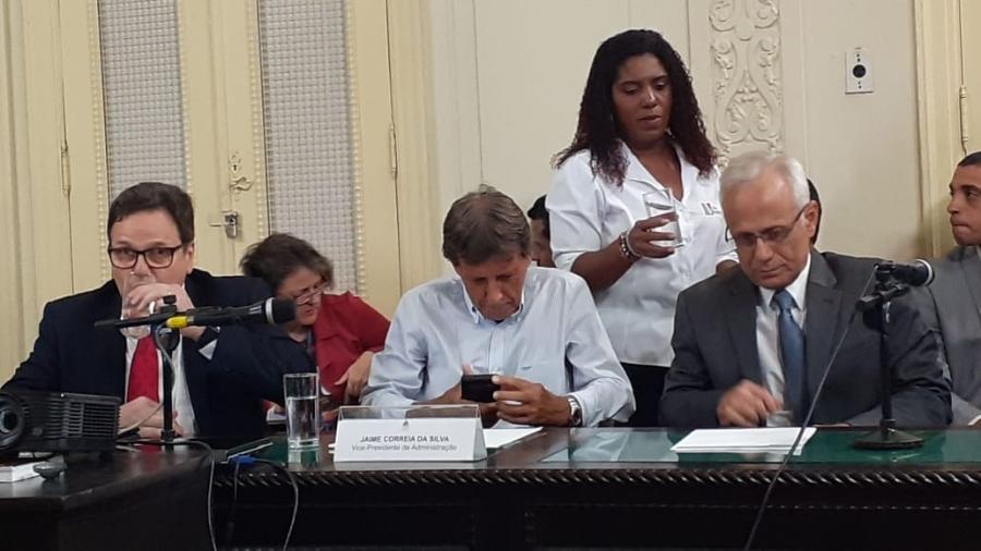 CPI aponta que contêineres eram inadequados no Ninho e pede contrato do Fla