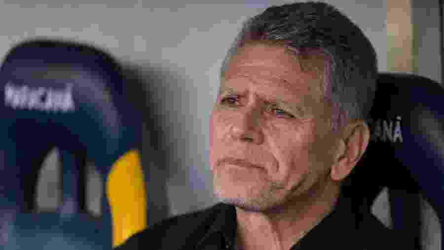 Técnico do Botadogo, Paulo Autuori voltou a fazer críticas ao retorno do Campeonato Carioca - Thiago Ribeiro/Agif