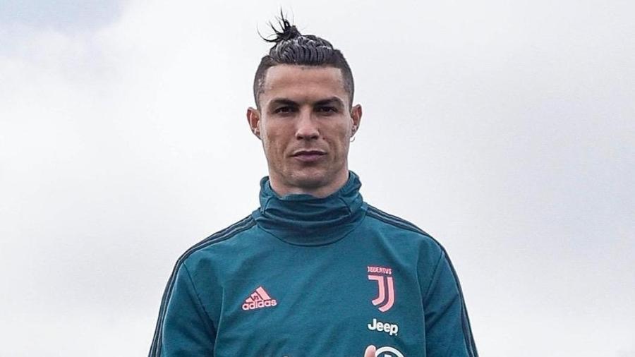 Cristiano Ronaldo recebe elogios de presidente do PSG e levanta rumores - Reprodução/Instagram