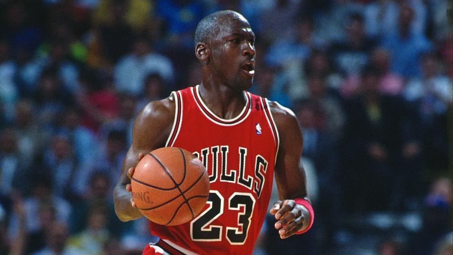 Michael Jordan foi criticado por Horace Grant, ex-colega de time no Chicago Bulls - Focus On Sport/Getty Images