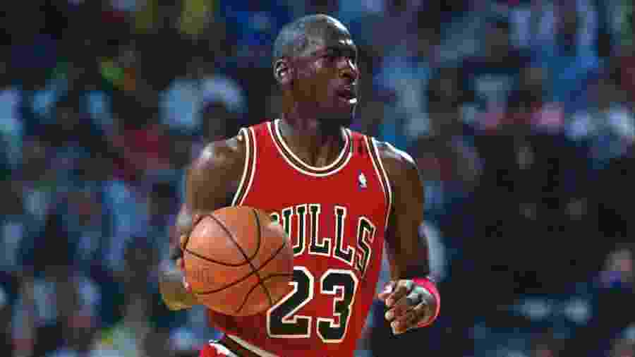Michael Jordan foi criticado por Horace Grant, ex-colega de time no Chicago Bulls - Focus On Sport/Getty Images