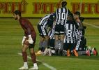 Botafogo vence em jogo polêmico, elimina Paraná e avança na Copa BR - Vítor Silva/ BFR