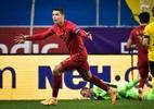 Com dois golaços de CR7, Portugal vence a Suécia pela Liga das Nações - Janerik HENRIKSSON / TT NEWS AGENCY / AFP