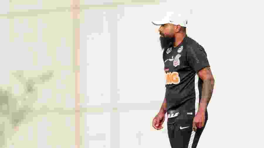 Coelho comandou treino longo ontem (14), no CT Joaquim Grava, visando duelo contra o Bahia - Rodrigo Coca/Agência Corinthians