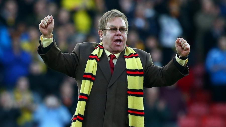 Elton John adia turnê - Charlie Crowhurst/Getty Images