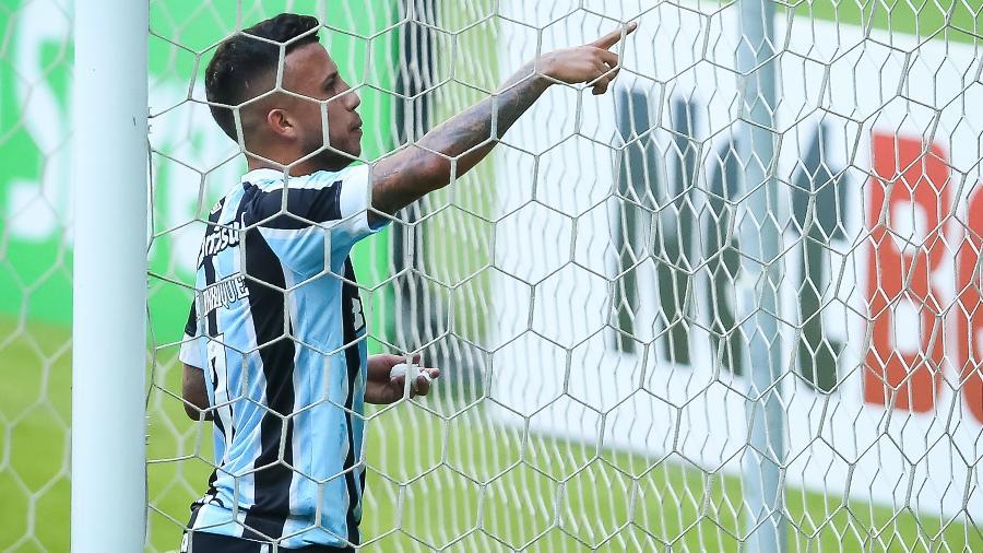 Matheus Henrique, do Grêmio, está acertado com Sassuolo, da Itália - Pedro H. Tesch/AGIF