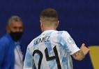 Técnico da Argentina elogia veteranos e valoriza rendimento defensivo - Pedro Vilela/Getty Images