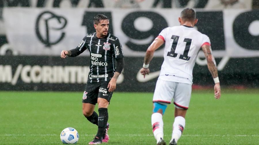 Corinthians e Atlético-GO se enfrentaram três vezes na temporada  - Rodrigo Coca/ Ag. Corinthians