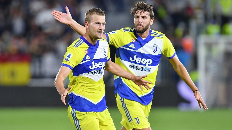 Juventus venceu a primeira no Campeonato Italiano diante do Spezia - REUTERS/Jennifer Lorenzini