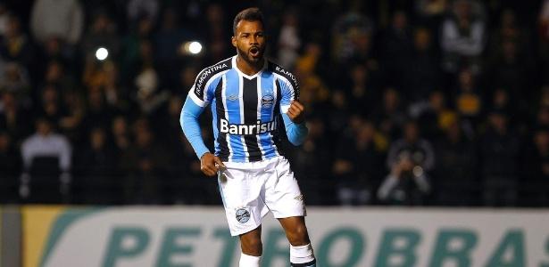 Fernandinho ainda pode deixar o Grêmio e é alvo de sondagem da Coreia do Sul