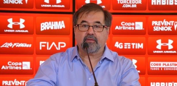 Marco Aurélio Cunha, diretor executivo de futebol do São Paulo