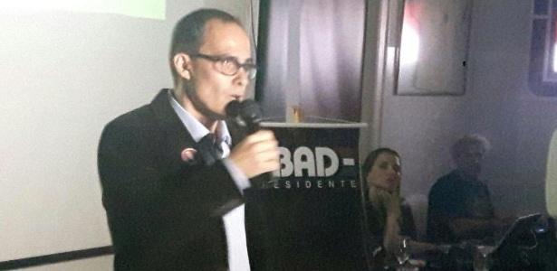 Pedro Abad é o candidato da situação nas eleições do Fluminense em novembro