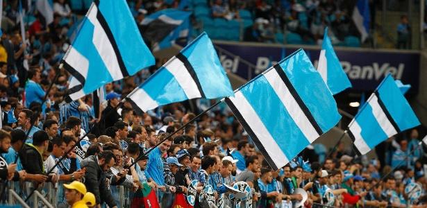 Grêmio tem quebrado recordes de público na Arena em sequência neste ano