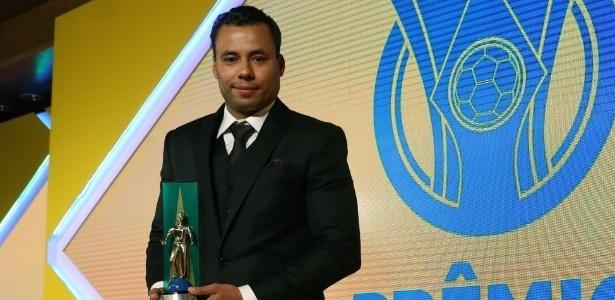 Jair Ventura foi eleito o técnico revelação do Brasileirão