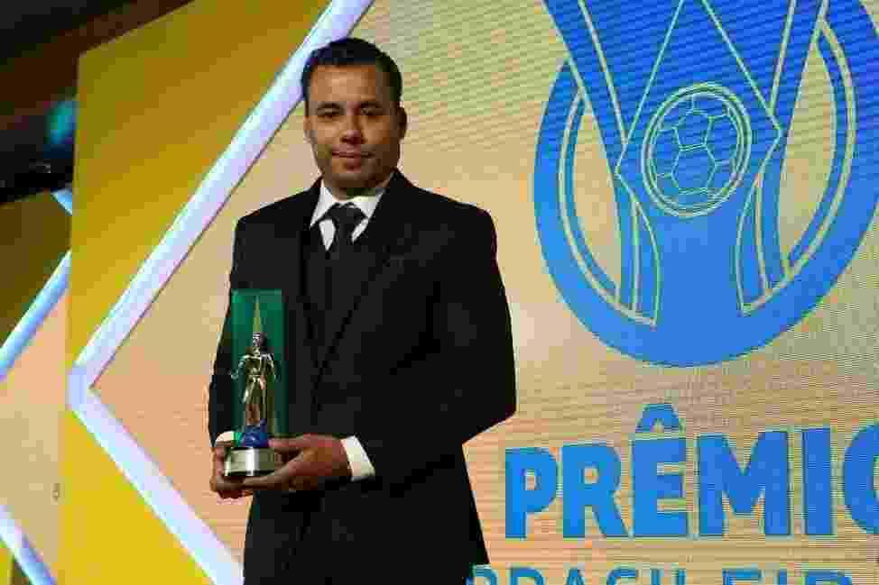 Jair Ventura foi considerado o treinador-revelação do Campeonato Brasileiro - Ricardo Stuckert / CBF