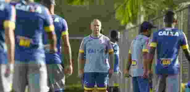Quem Mano irá escolher? Treinador tem várias peças para formar o ataque do Cruzeiro - Washington Alves/Light Press/Cruzeiro
