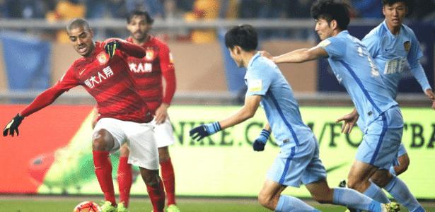 Divulgação / Superliga da China