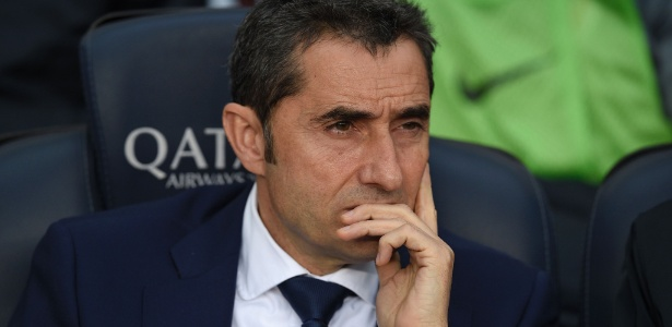 Ernesto Valverde, técnico do Athletic Bilbao