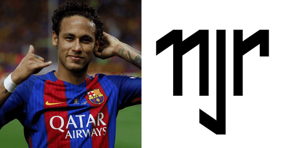 Logomarca do Neymar - Sergio Perez/Reuters, Divulgação