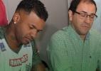 Uberlândia apresenta goleiro Felipe, ex-Corinthians e Flamengo - Twitter/Reprodução