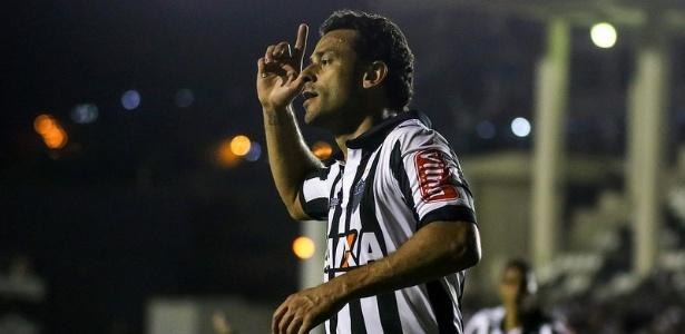 Fred é o artilheiro do Atlético-MG na temporada, com 28 gols - Bruno Cantini/Clube Atlético Mineiro