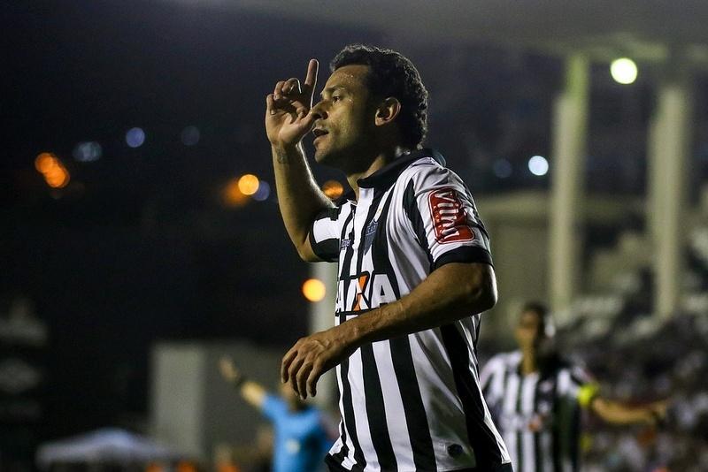 Fred é o artilheiro do Atlético-MG na temporada, com 28 gols