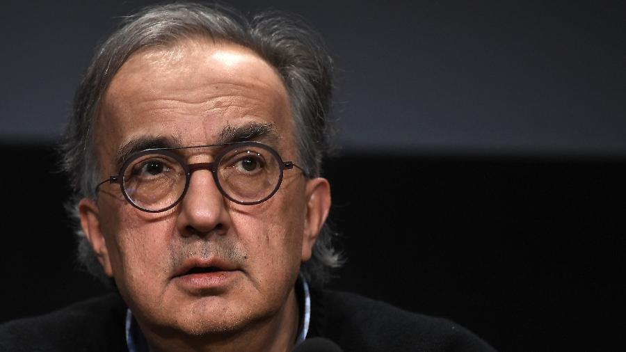 Sergio Marchionne, presidente da Ferrari, falou sobre a expansão da Fórmula 1 na América - AFP PHOTO / Marco BERTORELLO