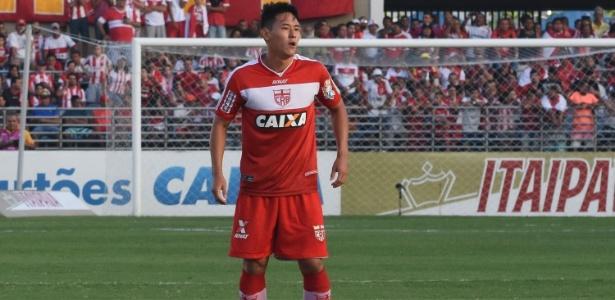 Chico foi destaque do CRB na Série B: gols contra o campeão e líder em faltas recebidas