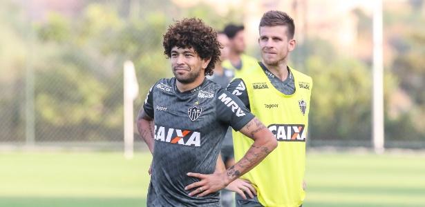 Atacante Luan, do Atlético-MG, está próximo de renovar por mais três temporadas