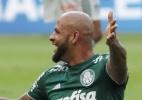 Deu ele de novo! Felipe Melo é eleito o jogador mais violento pelos boleiros - Ricardo Moreira/FotoArena/Estadão Conteúdo