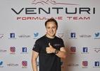 Felipe Massa registra primeiro dia de treino pilotando um Fórmula E - Venturi/Divulgação